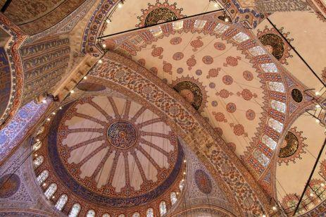 Istanbul - Moscheea Albastră