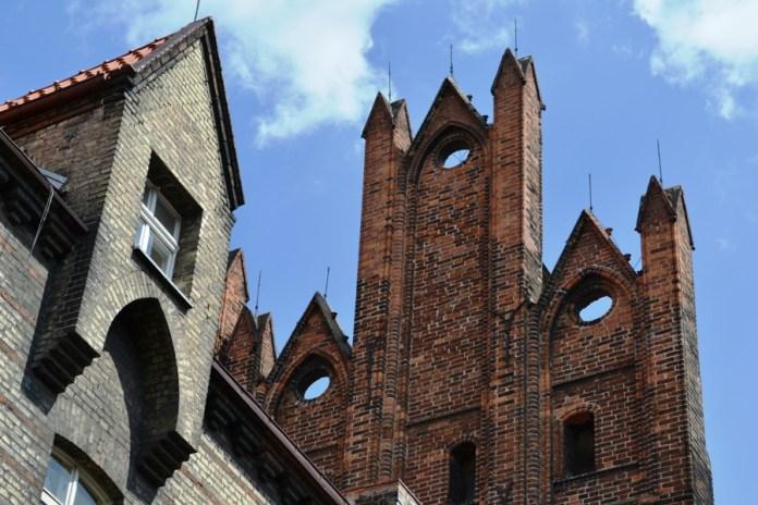 Gdańsk - Arhitecturi