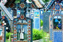 Cimitirul Vesel din Săpânța