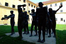 Cortegiul Sacrificaților, Închisoarea-muzeu din Sighet