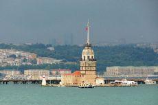 Istanbul - Turnul Fecioarei