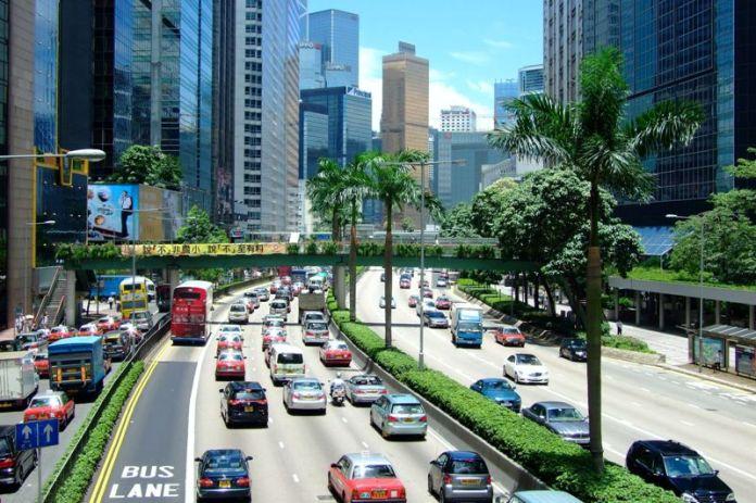 Hong Kong - Gloucester Road