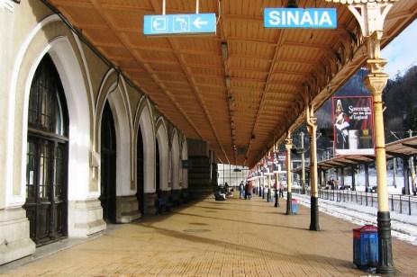 Gara din Sinaia
