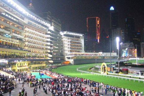 Hong Kong - Hipodromul din Happy Valley