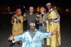 Marrakech - Cu gnaoui, cântăm la qraqech