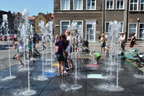 Gdańsk - O vară toridă