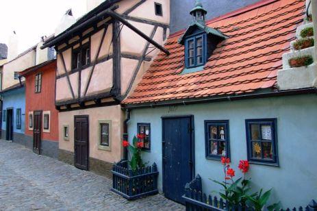 Praga - Zlatá ulička