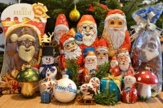 Bucureşti, acasă - Moşii lui Moş Crăciun