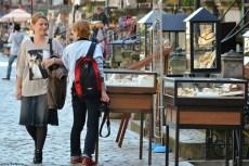 Cumpărături pe strada Mariacka