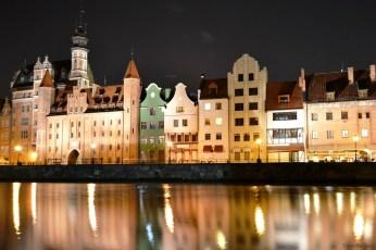 Seara în Gdańsk