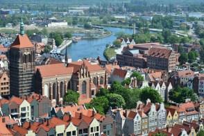 Gdańsk panorama