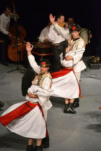 Cântec şi dans în Ţara Bârsei