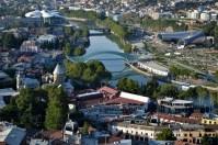 Aerial Tbilisi