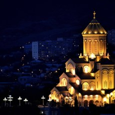 Tbilisi, Georgia - Biserica Sf.Treime