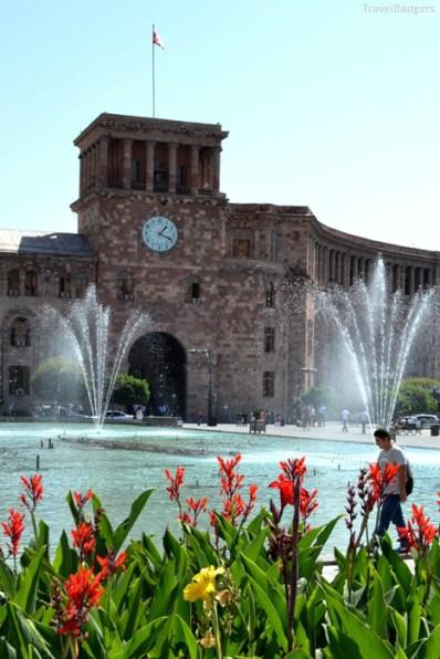 Centrul Erevanului