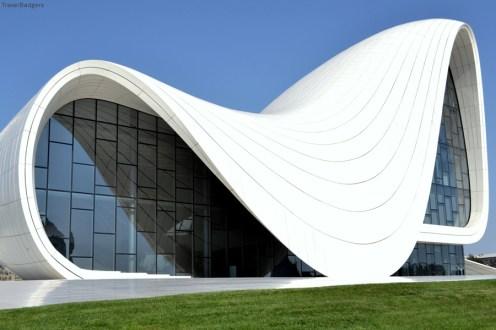 Centrul Cultural Heydar Aliyev