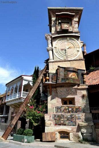 Turnul cu Ceas al lui Rezo Gabriadze