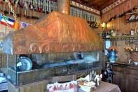 Într-un restaurant tradiţional