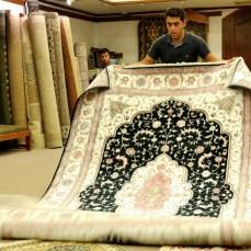 Cappadocia - Carpete din mătase