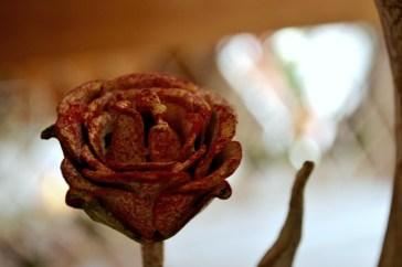 Bujorul, un simbol al Comanei