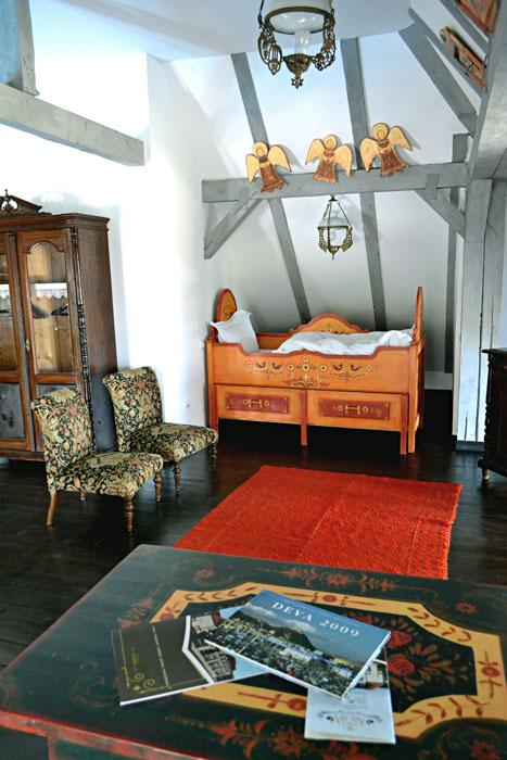 Apartamentul transilvan