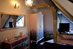 Camera levănțică