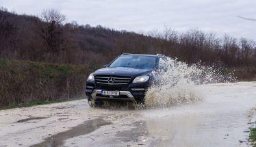 Din nou la drum. Foto: Cătălin Georgescu