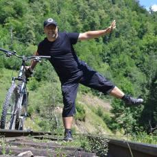 Am pedalat până la Novăț