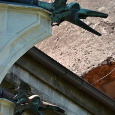 Gargui de la Castelul Corvinilor
