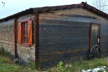 Cabana din Jupânești