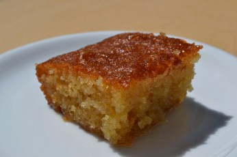 Prăjitura Revani, o specialitate grecească la desert