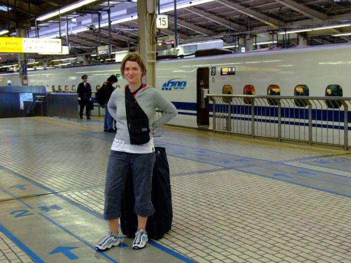 Micutu in Tokyo