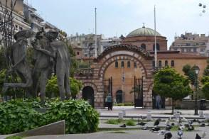 Sfânta Sofia, Salonic