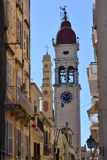 Turnul bisericii Sf.Spiridon