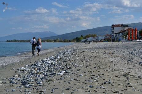 Plaja din Leptokaria