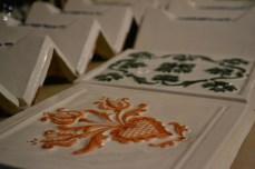 Motive populare prezente în ceramica de cahle