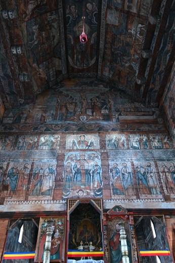 Biserica veche din Ieud