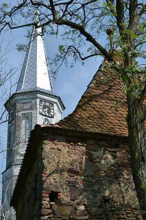 Biserica evanghelică din Alțâna