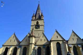 Sibiu, Biserica Evanghelică