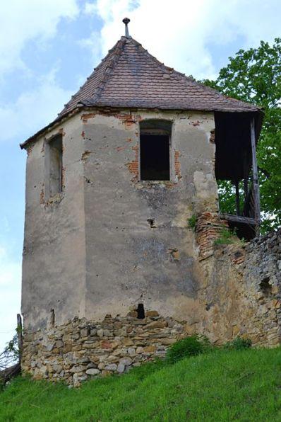 Cetatea din Hosman
