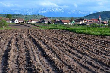 Valea Hârtibaciului la Cornățel