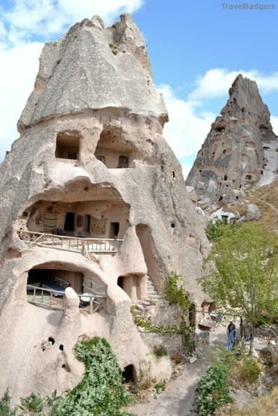 Cetatea din Uçhisar