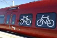 Cu bicicleta prin Zealand - vagonul special