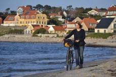 Cu bicicleta prin Zealand - Hundested