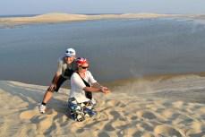 Qatar - Pierduți prin deșert ...