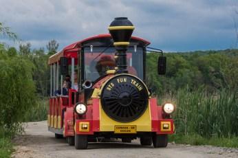 Varianta comaneză a trenului Orient Express