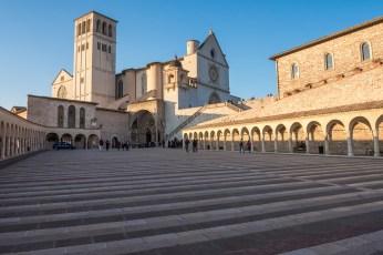 Catedrala franciscană din Assisi