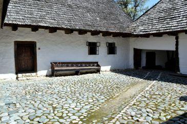 Muzeul din curtea exterioră