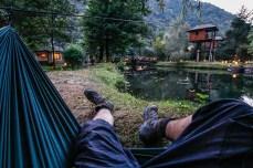 Relaxare după o zi activă