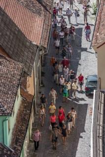 Asaltul turiștilor